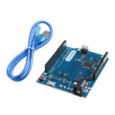 Leonardo R3 ATmega32U4 Development Board With USB Cable Geekcreit for Arduino - products that work with official Arduino boards