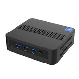 KODLIX GD41 Mini PC Intel Celeron N4120 8GB DDR4 128GB M.2 2242 PCIe SSD Desktop PC Quad Core 1.1GHz to 2.6GHz Intel UHD Graphics 600 HDMI TF Card Solt BT5.0 Windows 10 Home