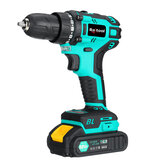 Raitool RT-ED1 88VF LED Brushless Elétrico Broca 23 Torque Cordless Rechargeable Power Broca W / 1 ou 2 Bateria