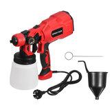 Pulverizador elétrico Airless 550W spray portátil DIY Paint House Craft Tools