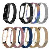Bakeey Full Steel Milan Colorful Montre Bande pour Xiaomi Mi Band 3 Montre Intelligente Non original