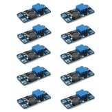 10PCS DC Boost Converter 2A Power Supply Module 2V-24V To 5V-28V Adjustable Regulator Board