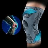 Soporte de rodilla de compresión profesional para alivio de la artritis dolor en las articulaciones ACL MCL desgarro de menisco después de la cirugía