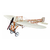 KIT / KIT + Power Combo de Bleriot XI 420mm Wingspan en bois d'avion RC avions en bois