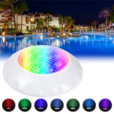 AC12-24V 12W RGB Swimming LED Pool Light Spa Underwater Light IP68 Waterproof Lamp