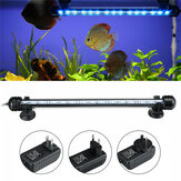 28cm RGB APP LED Aquarium Fish Tank Light  Submersible Waterproof Bar Strip Lamp