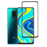 Bakeey 9H Full Glue Anti-Explosion Full Coverage Hartowane szkło ochronne na ekran do Xiaomi Redmi Note 9S / Xiaomi Redmi Note 9 Pro / Xiaomi Redmi Note 9 Pro Max