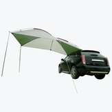 WindTour 4-5 Person Car-Tent Roof Top Camping Car-Tent Rainproof Windproof Anti UV