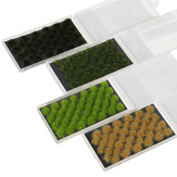 Artificial Grass Powder Model Synthetic Craft DIY Accessory Carpet Decorations
