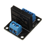 5pcs BESTEP 1 Channel 5V Low Level Solid State Relay Module With Fuse 250V2A For Auduino