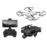 HJHRC HJ66 Mini WIFI FPV With 4K HD Camera Altitude Hold Headless Mode RC Drone Quadcopter RTF