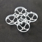 Happymodel Mobula7 / Mobula7 HD / Mobula7 V2 Bagian Upgrade 75mm V3 Brushless Tiny Whoop Frame Kit untuk RC Drone
