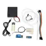 DIY Automatic Irrigation Module Kit Soil Moisture Detection Automatic Watering Pumping