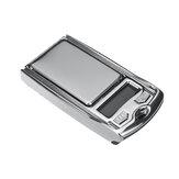Автомобильный Ключ Портативный Цифровой Карманный Шкала 0.01 г-100 г Мини Серебряные Ювелирные Изделия Взвешивания