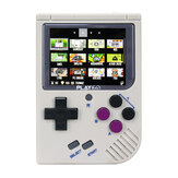 PLAYGO 8GB 1000 Games 2.4 inch HD Display Handheld Game Console Support PS1 NES SFC MD GBA GBC GB Games Player