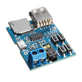 MP3 Lossless Decoder Board Met Eindversterker Module TF Card Decoding Player