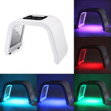 7 Color LED PDT Light Therapy Skin Rejuvenation Facial Anti-aging Beauty Machine