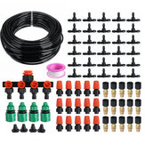 10-50M Auto Irrigation System Water Hose Plants Garden Watering Micro Drip Kit 10/20/30/40/50 Meters