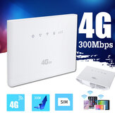 300Mbps 4G/3G LTE WiFi CPE Router Wireless Modem Mobile Broadband Hotspot NEW