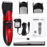 5 Gears Men Rechargeable Electric Hair Clipper Trimmer Haircut Machine Barber Shaver W/ 2 Limit Comb