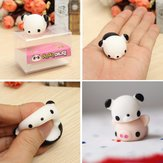 Bear Squishy Squeeze Cute Healing Toy 4 * 3 * 2,5cm Kawaii Collection Stress Reliever Gift Decor