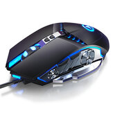 YINDIAO G3PRO Wired Gaming Mouse Ergonomic 7 Buttons 3200DPI Computer Gamer Mice Silent Mouse for PUBG FPS Games