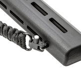 TacticalHuntingGunAdjustableBuckleOutdoor Quick Staccare Gun Shoulder Strap Fibbia Accessori di tiro