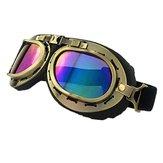 Retro Vintage Motorcycle Helmet Eyewear Goggles Riding Glasses