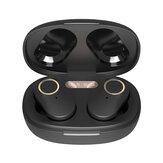 Bakeey K2 TWS Auricular Auriculares inalámbricos bluetooth 5.0 HIFI Estéreo bajo HD Auriculares internos con reducción de ruido de llamadas Smart Touch Deportes resistentes al sudor Auriculares con micrófono