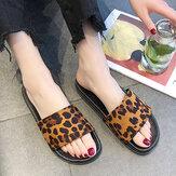 Donne Singole Banda Soft Pantofole basse suola