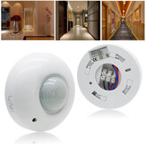 360° Automatic Infrared PIR Motion Sensor Switch for LED Ceiling Light AC220-240V