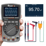 Upgrade MUSTOOL MDS8207 Cerdas 2 in 1Digital 40MHz 200Msps / S Oscilloscope 6000Nilai True RMS Multimeter