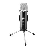 U18 USB Condenser Microphone with 4 Voice Changes and Echos Changes