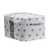 Portable Non-woven Storage Bag Clothes Space Saver Quilt Blanket Organizer