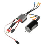 Racerstar 2845 Motor Brushless ضد للماء Sensorless 35A ESC Combo 1/12 1/14 RC Car Parts