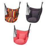 Кресло-качалка кресла-гамака 130кс100км подвешенное кресло Кемпинг перемещение Сад максимальная нагрузка 250кг