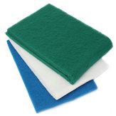 100x12x2cm Biochemical Filter Cotton Foam Sponge Pad Fish for Aquarium Tank Pond
