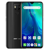 Ulefone Power 6 Global Version 6.3 pulgadas FHD + NFC 6350mAh 16MP Dual Rear Cámara 4GB 64GB Helio P35 Octa Núcleo 4G Smartphone