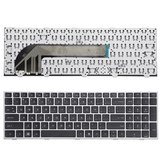 Laptop Replace Keyboard For HP ProBook 4540 4540S 4545 4545S Series Notebook With Silver Frame