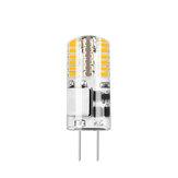 10 SZTUK AC / DC12V 3 W G4 SMD3014 Pure White No Flicker 48 LED Żarówka Kukurydziana Żyrandol Światło