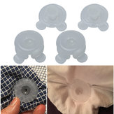 4Pcs Blankets Quilt Bed Sheet Clips Fixer Durable Plastic Leaf Comforter Bed Duvet Donuts Holders