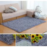 80x160cm Sypialnia Salon Miękka Shaggy Antypoślizgowa mata chłonna do dywanów