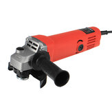 850W 100mm 11000rpm Electric Angle Grinder Cutting Machine Handheld Polishing Grinding Carving Tool