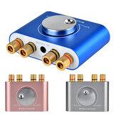 Amplificador Digital Sem Fio Bluetooth Hi-Fi Altifalante Estéreo de Alta Potência 50W × 2