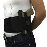 Verborgen Taille Gun Holster Riem Links & Rechterhand voor Dames Heren Pistool Accessoires Glock Running