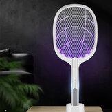 3000V Elektrikli Sivrisinek Katili UV Lamba USB 1200mAh Şarj Edilebilir Böcek Tuzağı Yaz Sineklik Tuzağı Ev Böcek Böcek Raketi