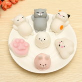 Cat Kitten Squishy Squeeze Cute Healing Toy Kawaii Collection Stress Reliever Gave Decor
