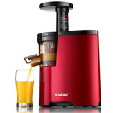 SAVTM Elétrica Juicer Lento 150 W Liquidificador Elétrico Frutas Legumes Low Speed Juice Maker Extractor