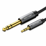 Vention BAI 3.5mm to 6.35mm Adapter Aux Cable for Mixer Amplifier Guitar Bi-direction 6.5mm Jack to 3.5mm Jack Male to Male Audio Cable