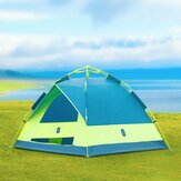 ZENPH 3-4 People Automatic Tent Waterproof PU 1000mm Canopy Sunshade Outdoor Camping from